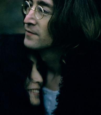 John Ono Lennon and Yoko Ono Lennon