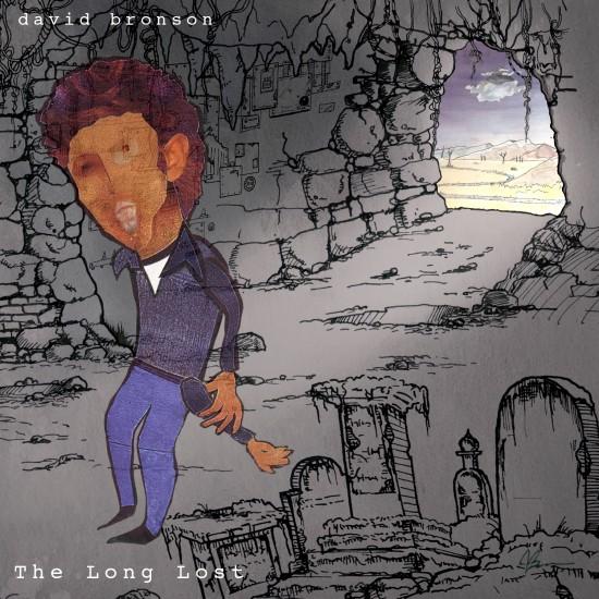 album artwork for David Bronson's The Long Lost