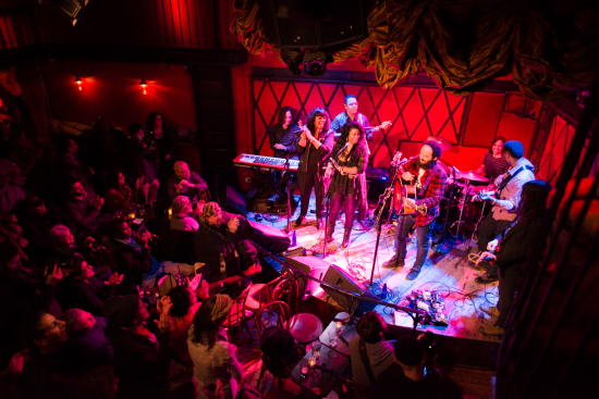 David Bronson at Rockwood Music Hall, New York City, Nov. 21, 2014